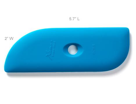 Silicone Rib SCR8 blue
